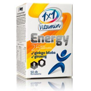 1x1 Vitamin Energy filmtabletta - 50db