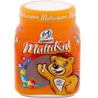 1x1 Vitamin Multikid gumivitamin - 50db