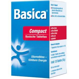 Basica Compact tabletta - 120db