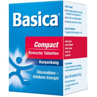 Basica Compact tabletta - 360db