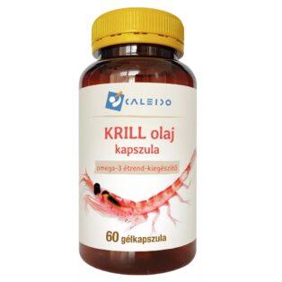 Caleido Superba krill rákolaj kapszula - 60db