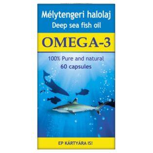 Dr. Chen Omega-3 mélytengeri halolaj kapszula - 60db
