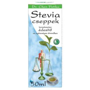 Dr. Chen Stevia cseppek - 50ml