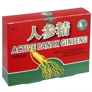 Dr. Chen Aktív Panax Ginseng (Ginzeng) kapszula - 30db