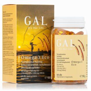 GAL Omega-3 Eco kapszula - 60db