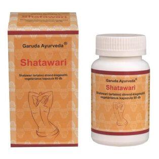 Garuda Ayurveda Shatawari vegán kapszula - 60db