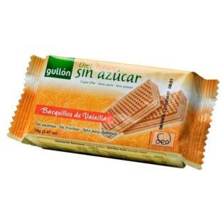 Gullón diabetikus vaníliás nápolyi - 60g