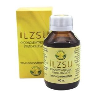 Ilzsu gyógynövény tartalmú késztmény + Omega-3 - 100ml