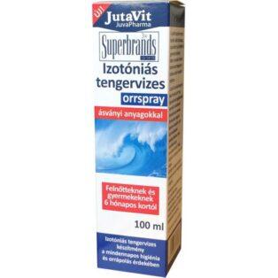 JutaVit izotóniás tengervizes orrspray - 100 ml