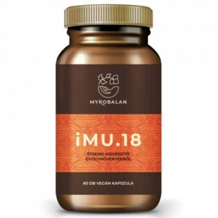 Myrobalan iMU.18 - immunerősítő kapszula - 60db