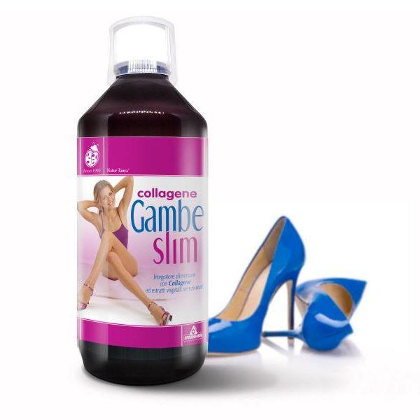 Specchiasol Gambe Slim Kollagén - Szép lábak főzet - 500ml