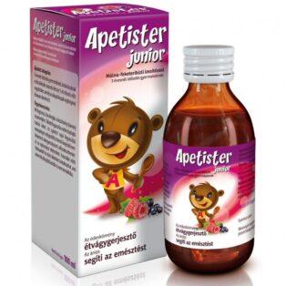 Apetister Junior oldat - 100ml