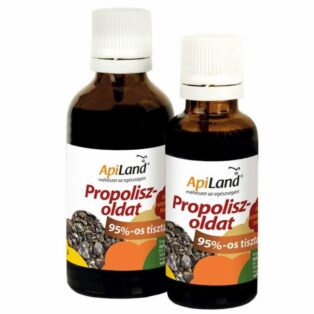 Apiland 95%-os tisztságú propolisz oldat - 50ml