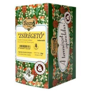 Boszi teák zsírégető teakeverék - 20 filter