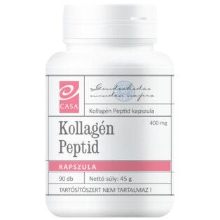 Casa Kollagén peptid kapszula - 90db