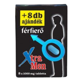 Dr. Chen xtramen férfierő tabletta - 8 + 8db
