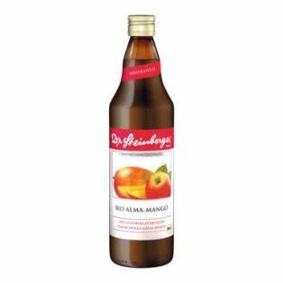 Dr. Steinberger BIO alma-mangó gyümölcslé - 750ml