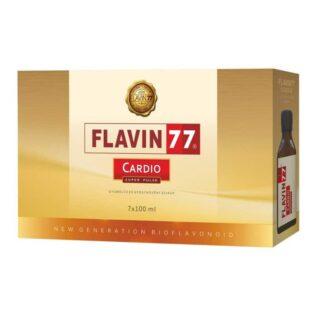 Flavin77 Cardio szirup - 7x100ml