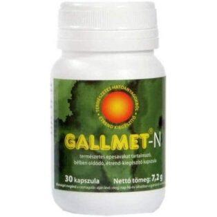 Gallmet-N kapszula - 30 db