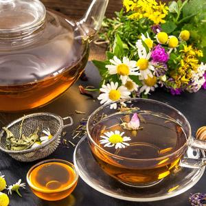 Gyógynövény tea szálas