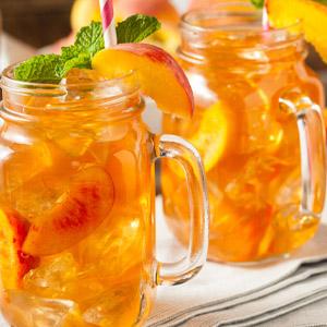 Gyümölcs tea szálas