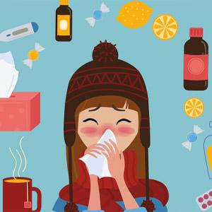 Influenza, nátha, megfázás