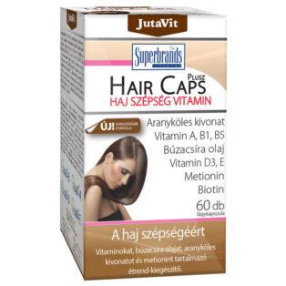 JutaVit Hair Caps kapszula - 60db