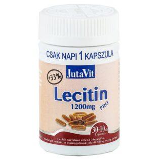 JutaVit Lecitin kapszula - 30 + 10 db