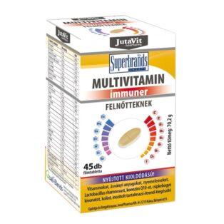 JutaVit Multivitamin felnőtteknek tabletta - 45 db