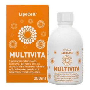 LipoCell Multivita multivitamin ital - 250ml