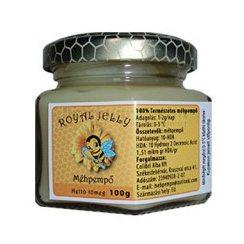 Royal jelly természetes méhpempő 100g - 100g