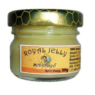 Royal jelly természetes méhpempő 30g - 30g