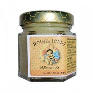 Royal jelly természetes méhpempő 50g - 50g