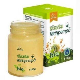Apiland Tiszta méhpempő Bio - 100g