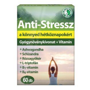 Dr. Chen Anti Stressz kapszula - 60db
