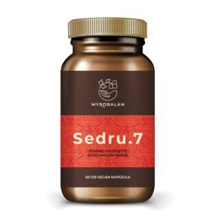 Myrobalan Sedru.7 - emésztést serkentő kapszula - 60db