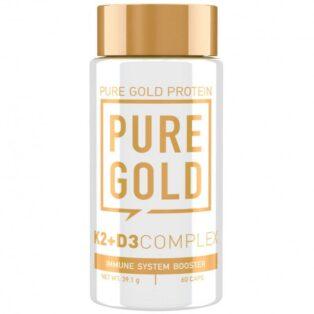 Pure Gold K2+D3 Complex kapszula - 60db
