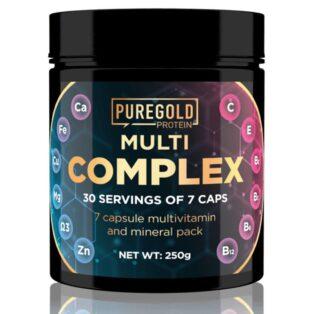 Pure Gold Multi Complex Pack - 30 tasak