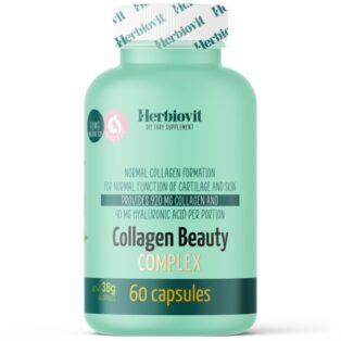 Herbiovit Kollagén Beauty Complex kapszula - 60db