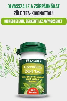 caleido-greenslim-zold-teajpg